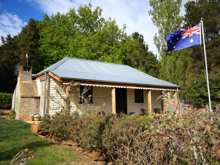 Breathing New Life Into One Of Berrima's Earliest Dwellings