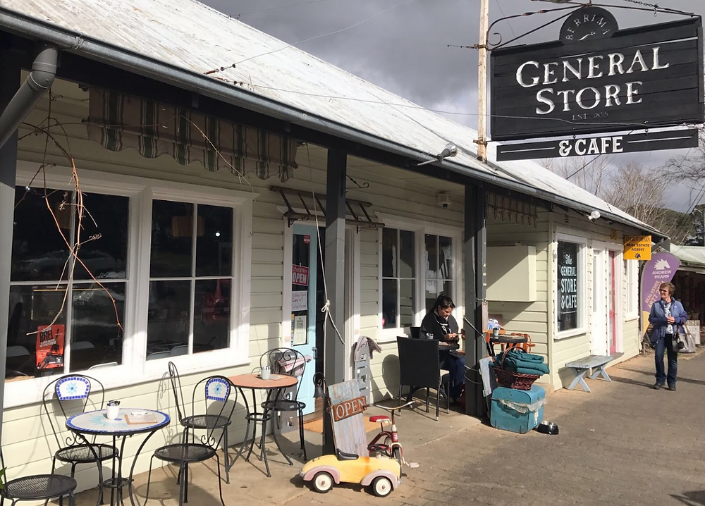 accommodation in Berrima Berrima General Store & Cafe