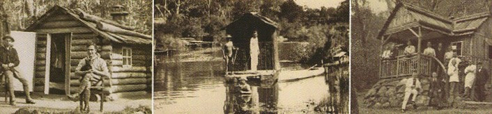 accommodation in Berrima- Berrima Wingecarribee River huts built by German Internees