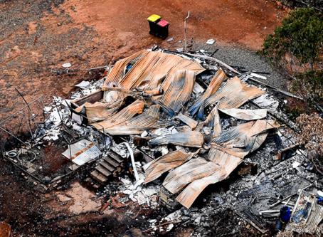 What happened to Berrima in the summer 2020 bushfires?