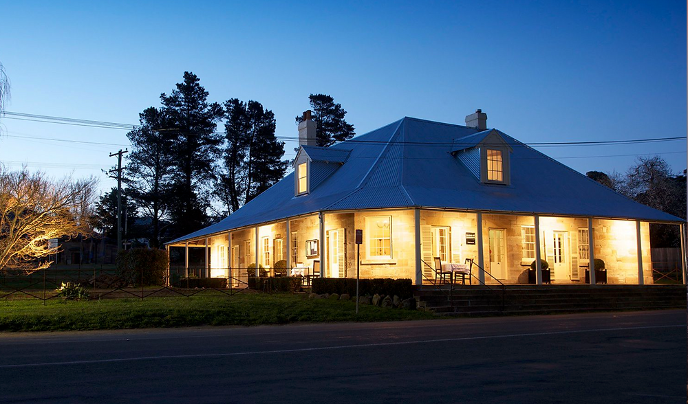 accommodation in Berrima- Eschalot Restaurant Berrima