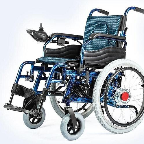Silla de ruedas motorizada plegable | JL138-46