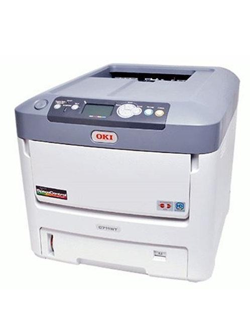 C711dn WT Digital Color Printer