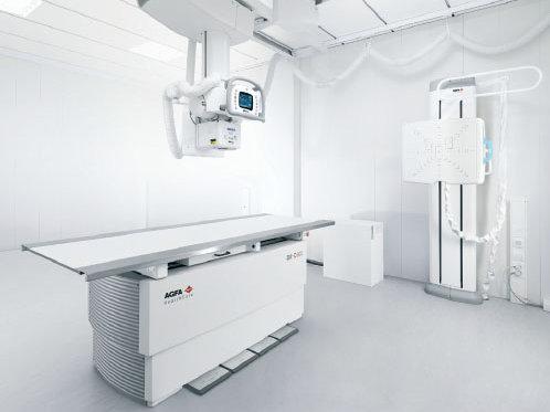 Sistema de radiografía directa | DX-D 600