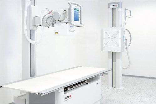Sistema de radiografía escalable | DR 400