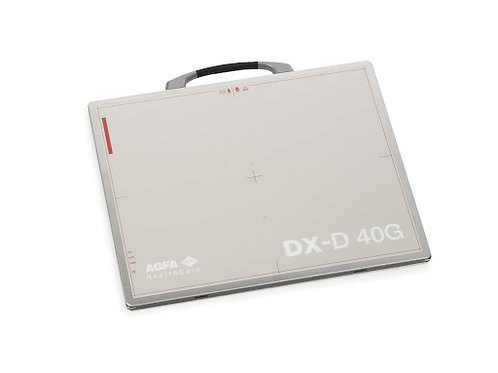 Detector digital con AED | DX-D 40