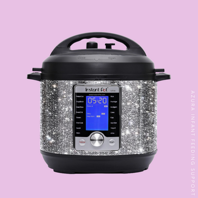 New parents: Your instant pot may just be your new best friend