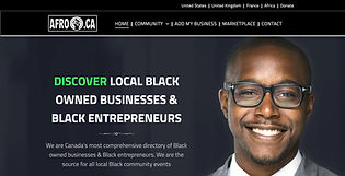 LISTING OF BLACK OWNED BUSINESSES AND ENTREPRENEURS IN CANADA