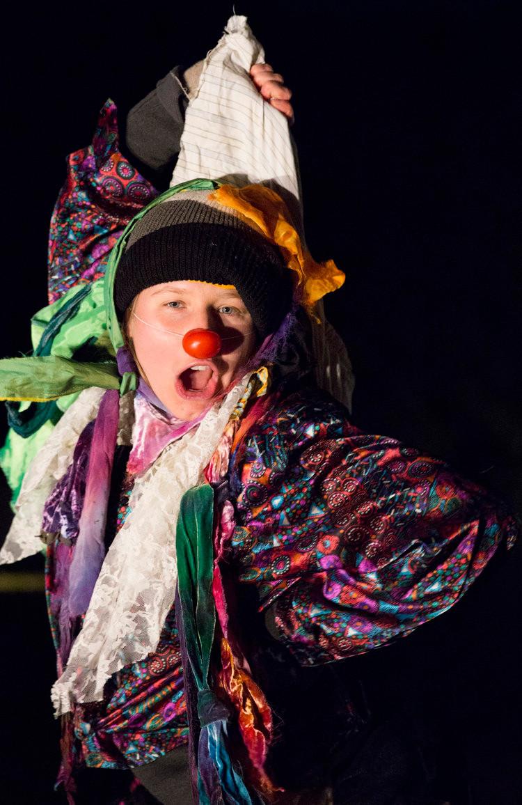 Portland Theatre Artist Julia Brandenberger