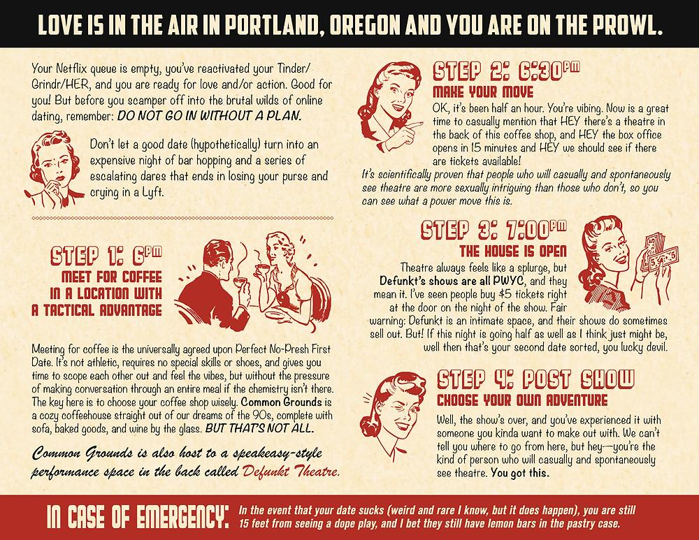 Portland Cheap Date Ideas