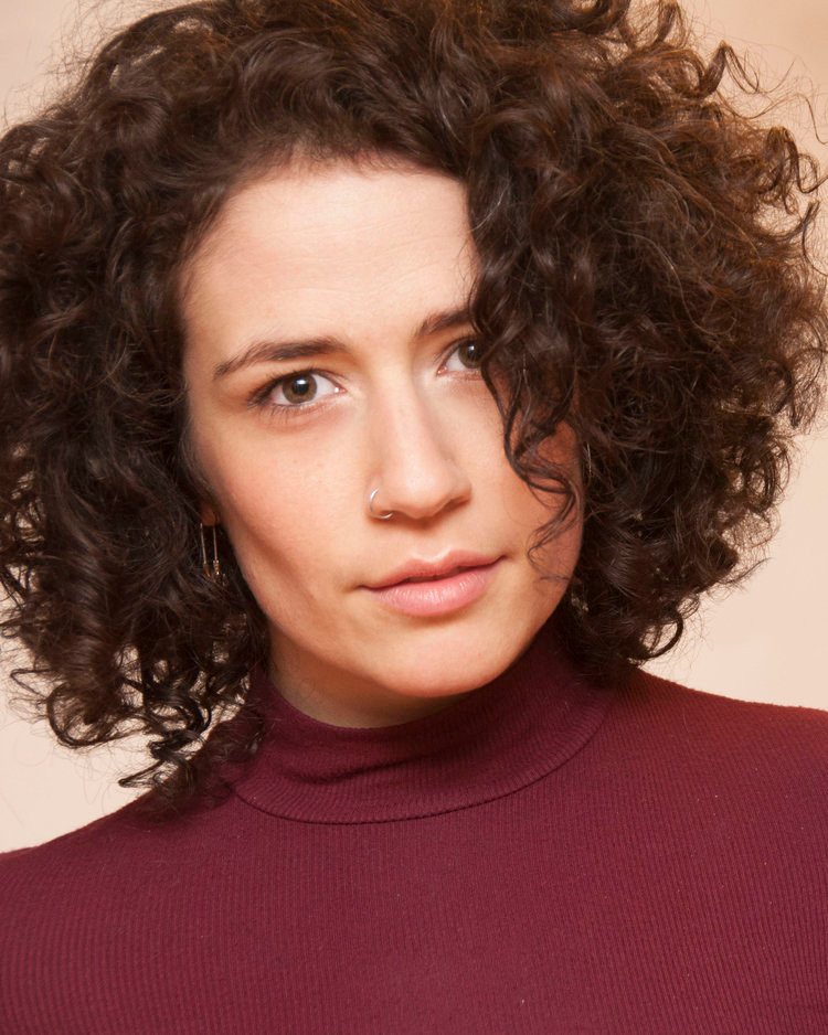 Portland Actress Claire Rigsby