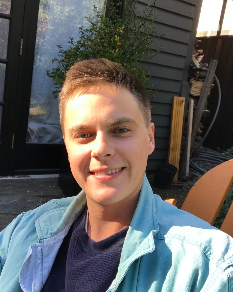 Portland Actor Keegan Kyle