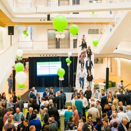 Opening LSI, Utrecht Holdings (2017)