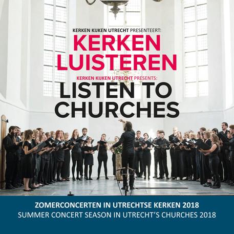 Kerken Luisteren (edities 2018 -2020)