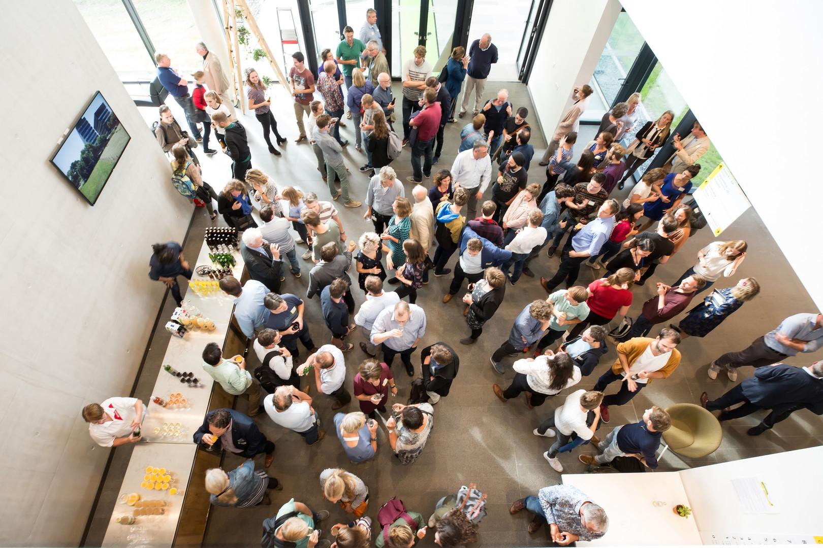 Grand opening Vening Meineszgebouw