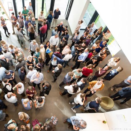 Grand Opening Vening Meineszgebouw Faculteit Geowetenschappen Universiteit Utrecht (2018)
