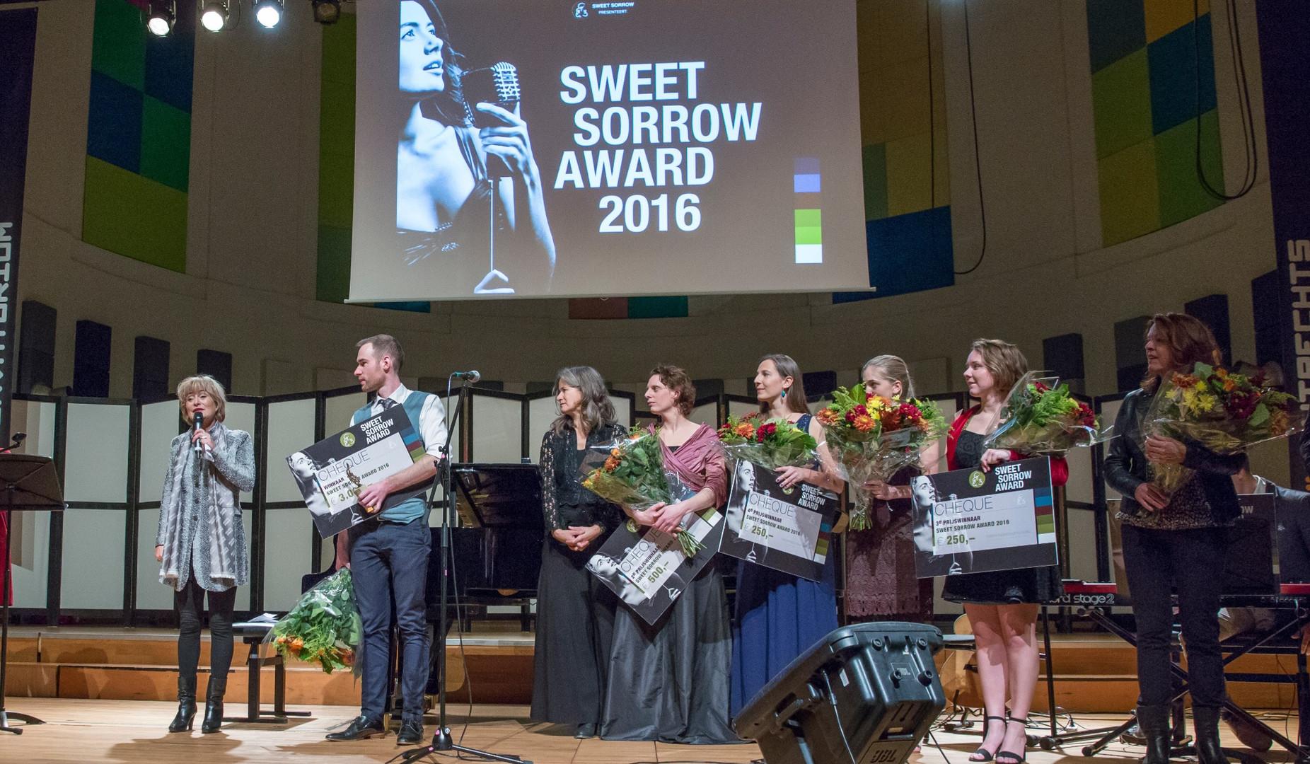 Finale Sweet Sorrow Award