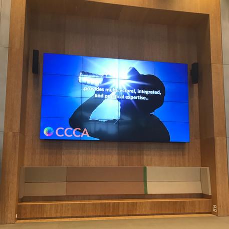 CCCA seminar, Utrecht Science Park i.s.m. Universiteit Utrecht, fac. Geowetenschappen (2018)