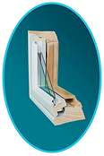 Andersen Casement Window Section Cut Out View