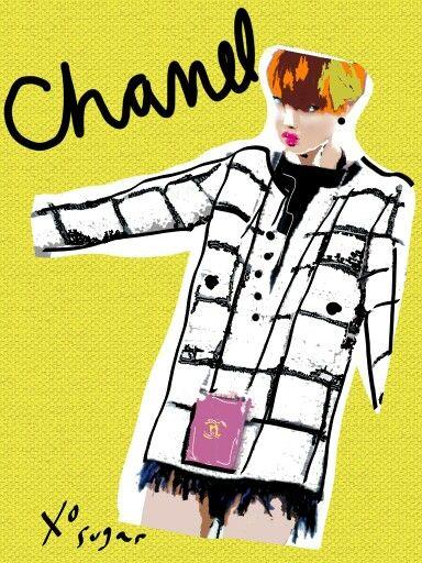 Chanel X Lindsey Wixon