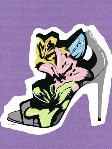 Pierre Hardy fleur sandal