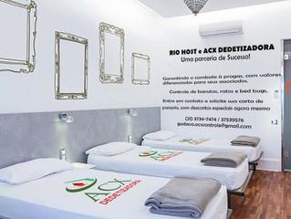 Rio Host e seus parceiros: ACX Dedetizadora