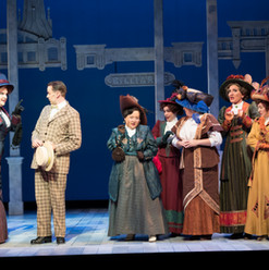 Mrs. Squires, The Music Man