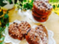 ナッツ&チョコレート風味のココ・ハート