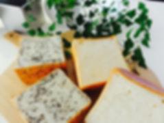 キューブ 食パン