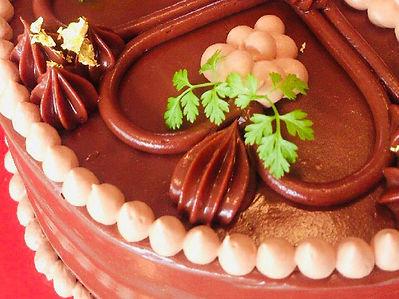 生ショコラのショートケーキ