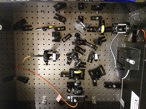 Rice Spectroscopy Lab photo