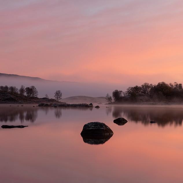 Loch Ba Sunrise