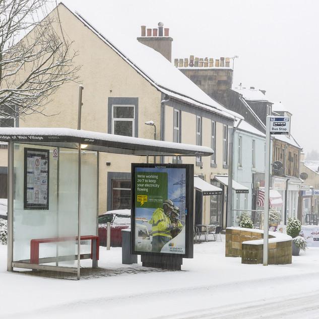 January - Main Street