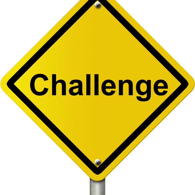 CURRENT WEEKLY CHALLENGE