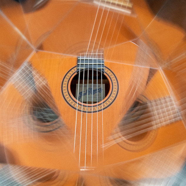GUITAR VORTOGRAPH ABSTRACT