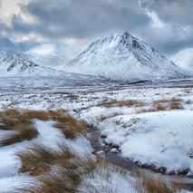 Winter, Glencoe.