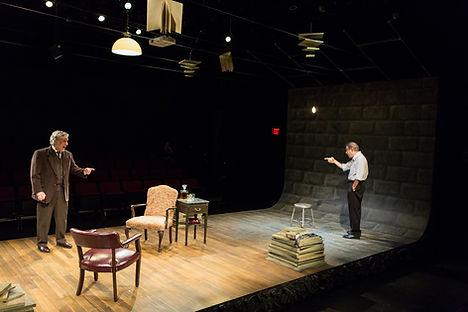 Imagining Madoff - New Jewish Theatre - Dir. Lee Anne Mathews