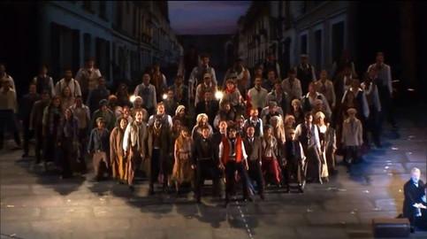 Les Miserables - The Muny - Dir. Richard-Jay Alexander