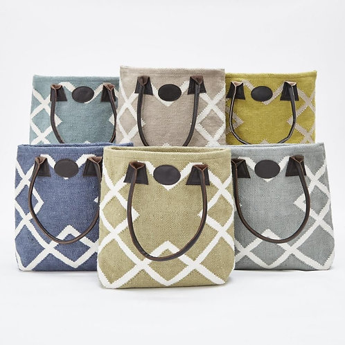 Juno Tote Bags in various colours
