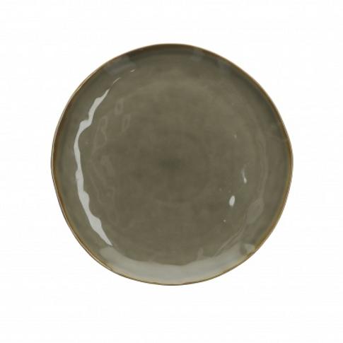 Dinner Plate 27cm diameter - available in various colours