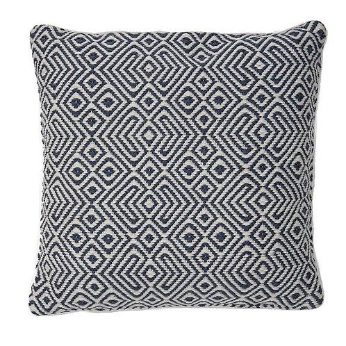 Provence Cushion, in Navy, including inner pad