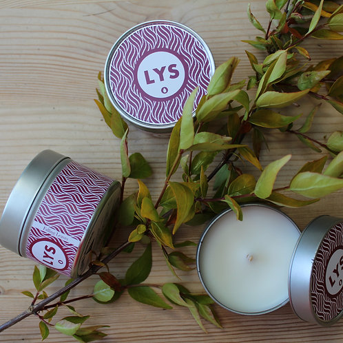 Falling Leaves - a candle from the Autumn range