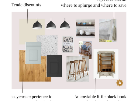 How Can Using An Interior Designer Save You Time And Money?