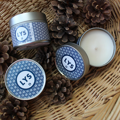 Winter Walk - a candle from the Winter range