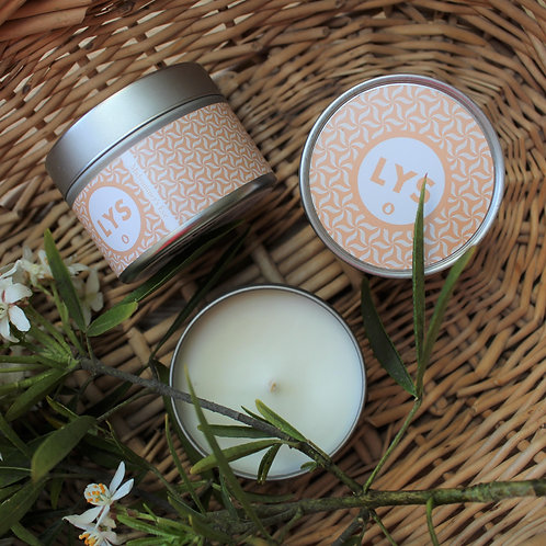 Midsummer's Eve - a candle from the Summer range