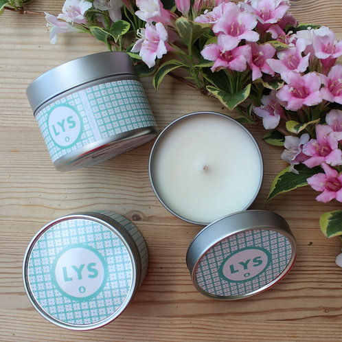 April Showers - a candle from the Spring range