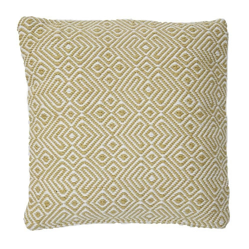 Provence Cushion, in Gooseberry, including inner pad