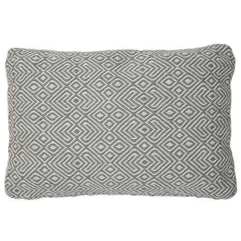 Provence Cushion Dove Grey, Rectangular (including inner pad)