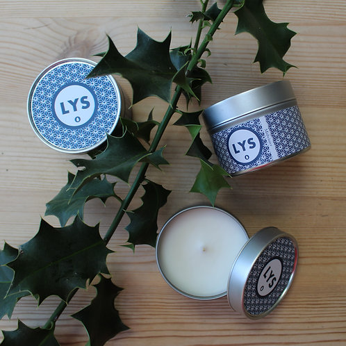 Midwinter - a candle from the Winter range