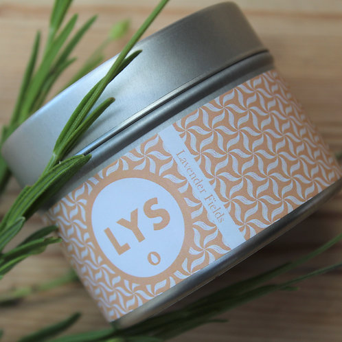 Lavender Fields - a candle from the Summer range